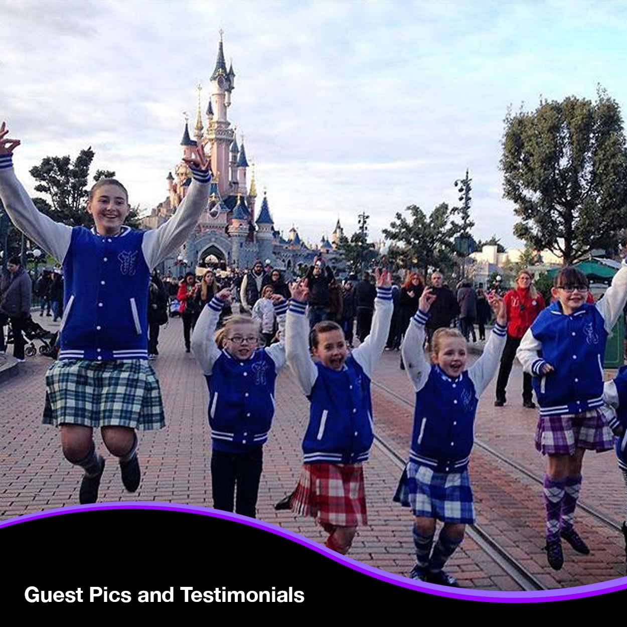 Guest Pics and Testimonials